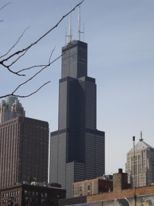 Willis Tower formerly known as Sears Tower