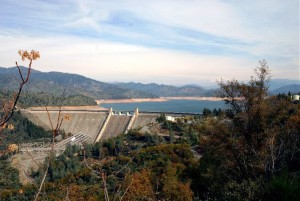 Lake Shasta Staudamm (Foto: California Tourism)