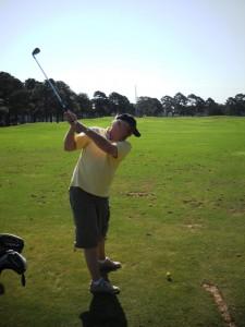 Reporterselbstversuch: Golf in Myrtle Beach