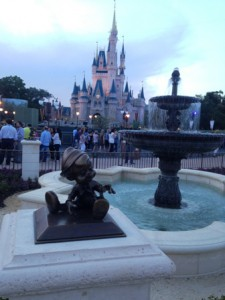"Orlando Klassiker: Disney's ""Magic Kingdom"""