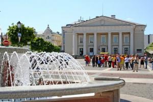 Vilnius - Rathaus