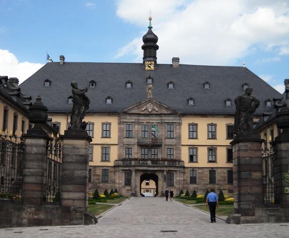 Fulda – Stadtschloss