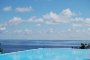 Endless-Pool: Quinta do Rochinha in Ponta do Sol