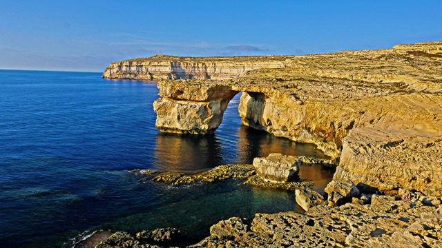 Azure Window Aerial View