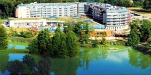 Das SPIRIT-Hotel in Bad Sarvar