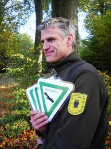 Nationalpark-Ranger Tom Kull