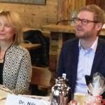Fit-Reisen Pressekonferenz in Frankfurt