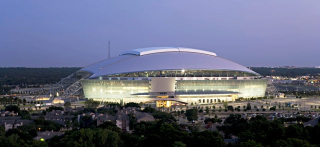 "Gigantisches Stadion: ""Dallas Cowboys Home"""