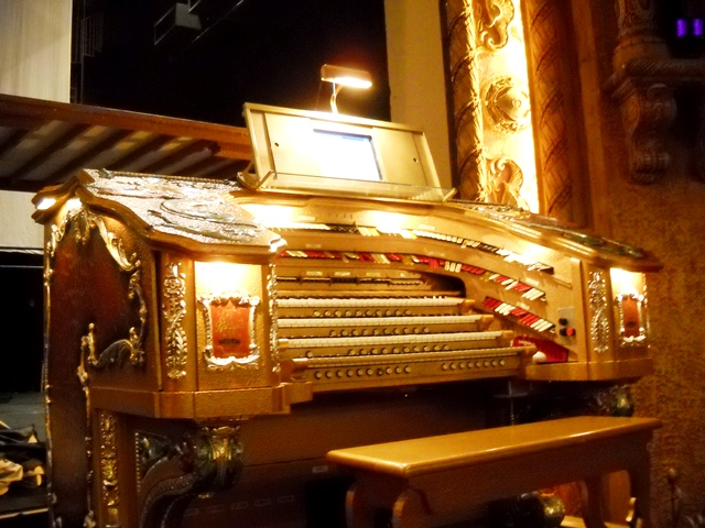 Coronado Orgel