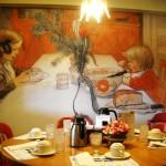 """Breakfast im """"Stockholm Inn"""""""