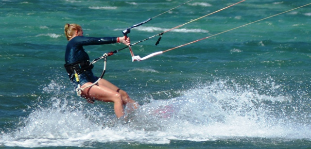 Kite-Surfen: Beste Bedingungen in Le Morne