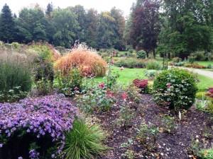 Bad Wörishofen: Kurpark im Herbst