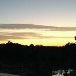 Algarve-Morgenstimmung