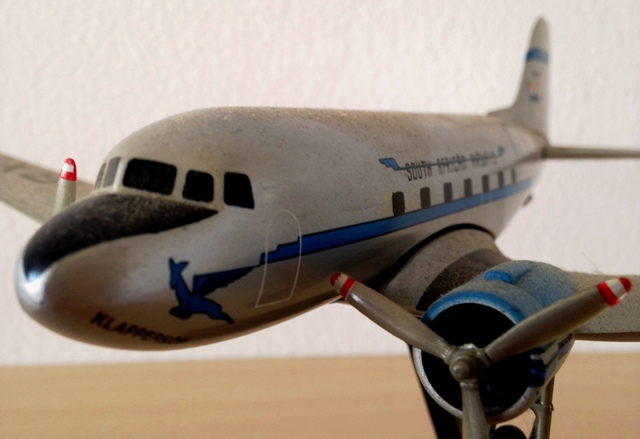 DC3-Modell