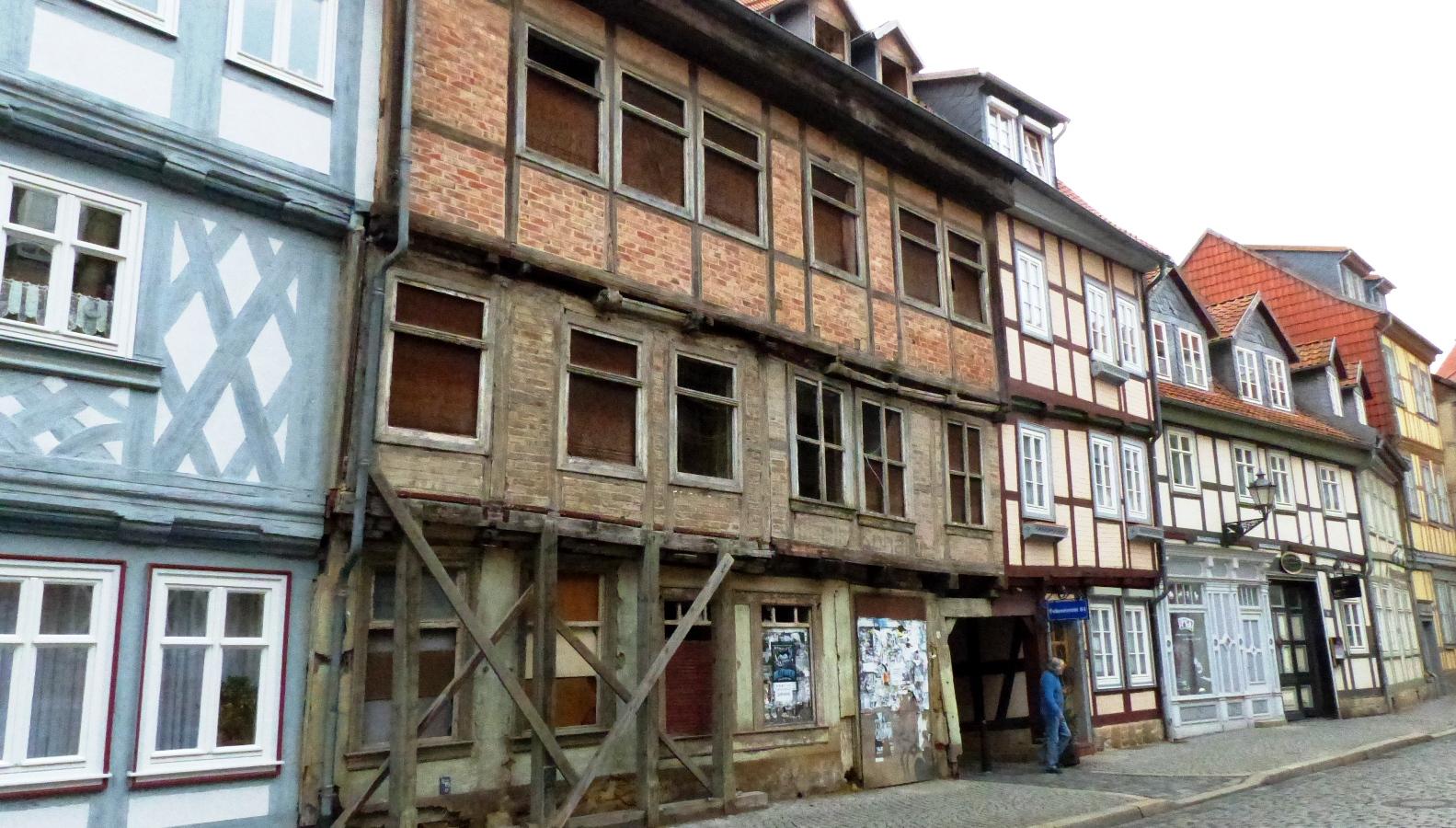 HALBERSTADT-Altstadt