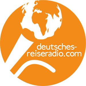 Deutsches Reiseradio Weltkugel-Logo