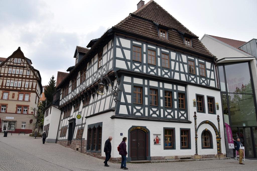 Eisenach_Lutherhaus