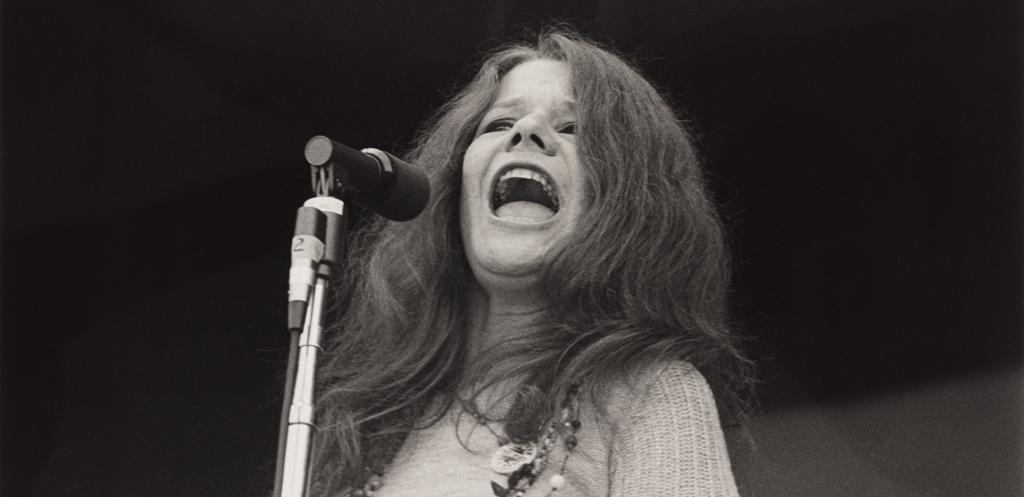 Elaine Mayes – Janis Joplin