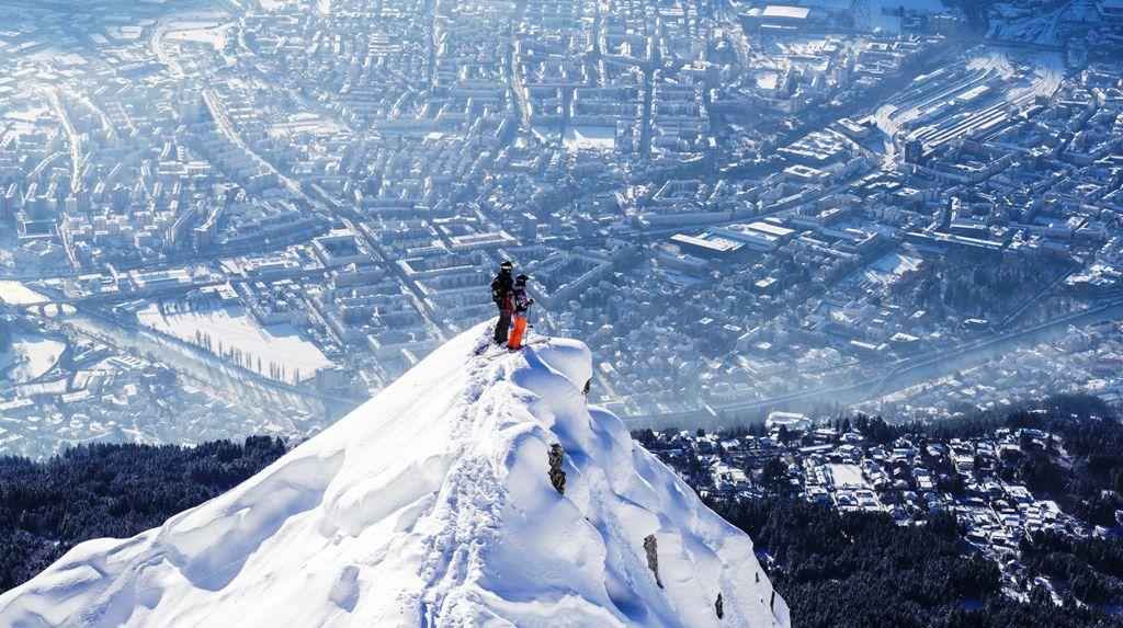 Skier: Lena Stoffel & Daniel Schiessl