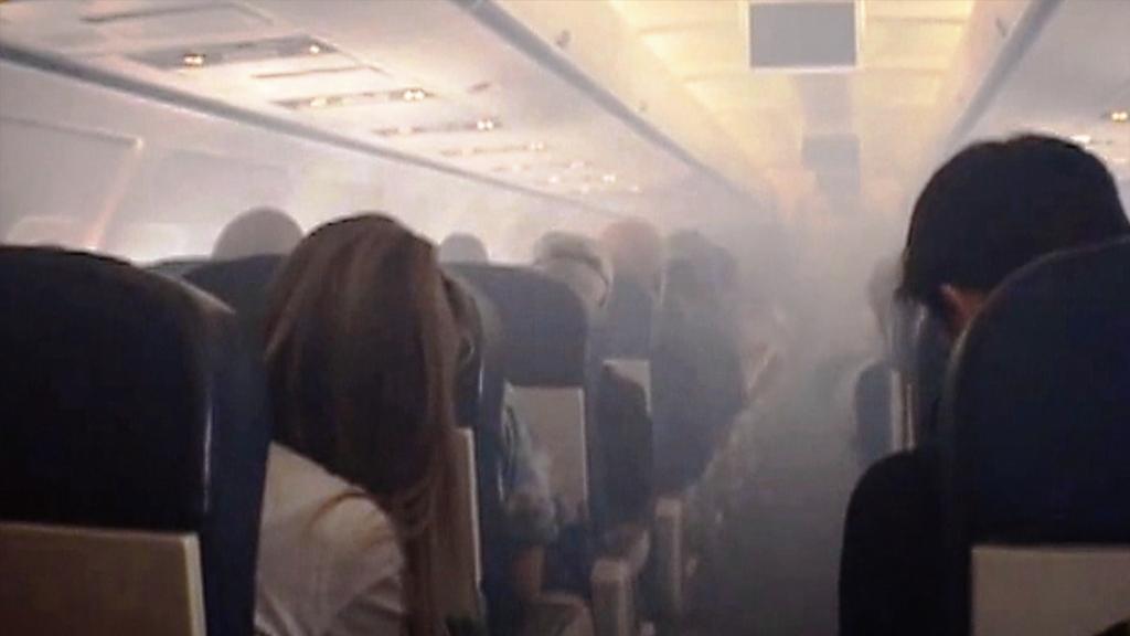 US AIRWAYS FUME EVENT