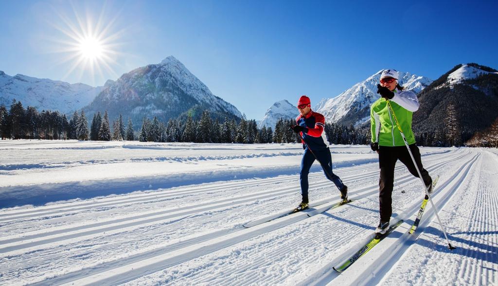 achensee-langlauf-beginn-karwendeltäler-32 © Achensee Tourismus