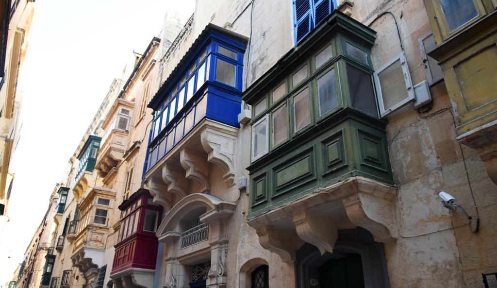 Valletta_Balkone