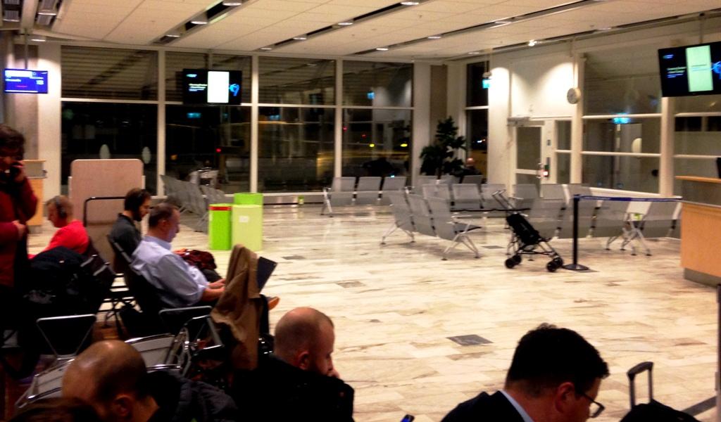 Warten-GOT-Airport
