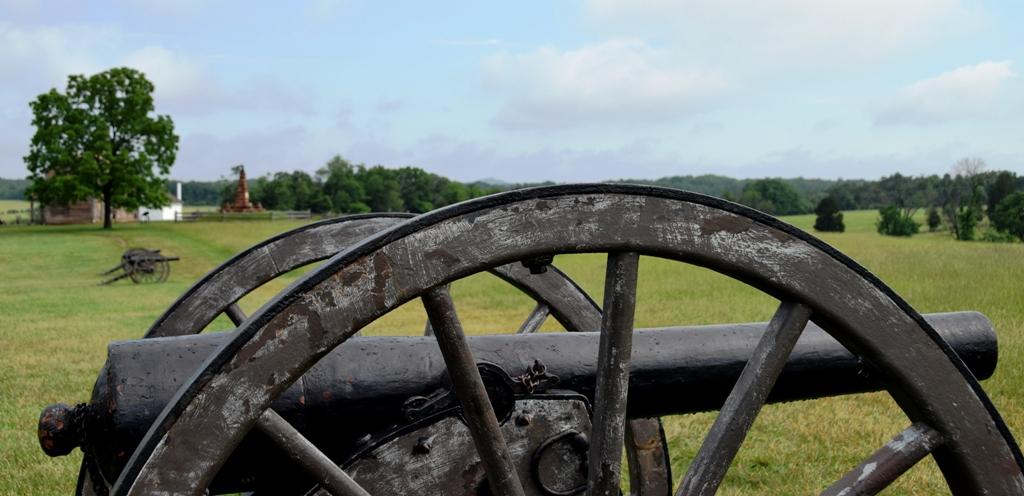 Manassas-Battlefield