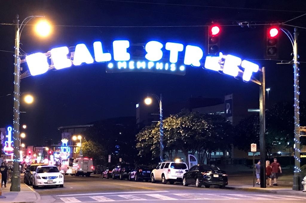 BEALESTREET_Neonschild
