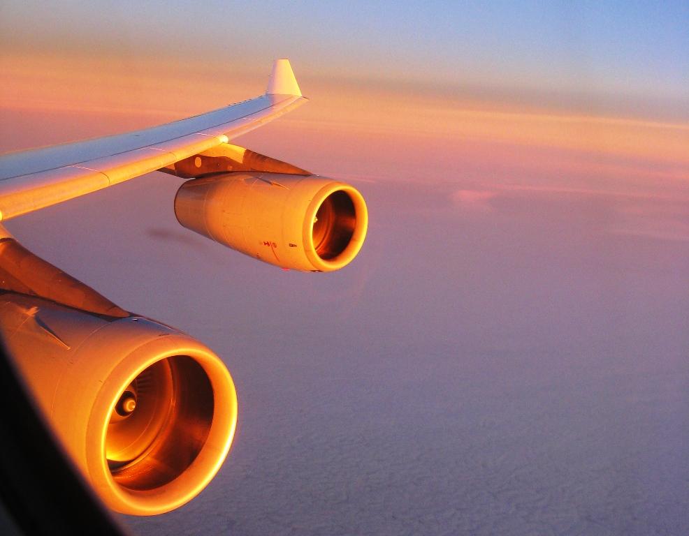 Flug-AIRBUS A340-300