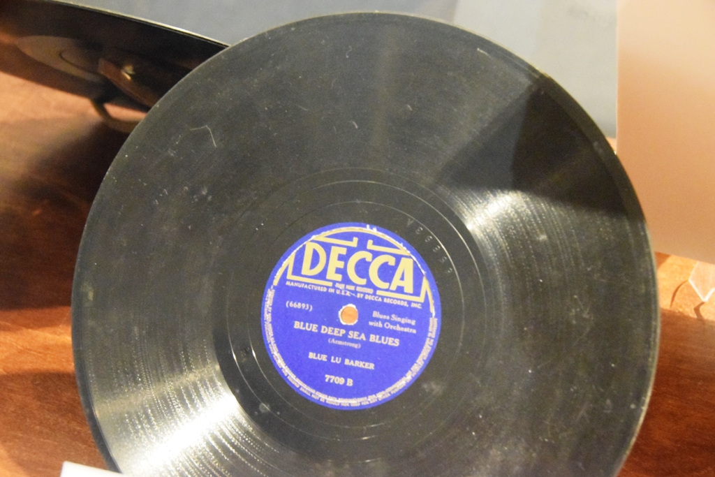 Jazzmuseum_Decca_Schellack