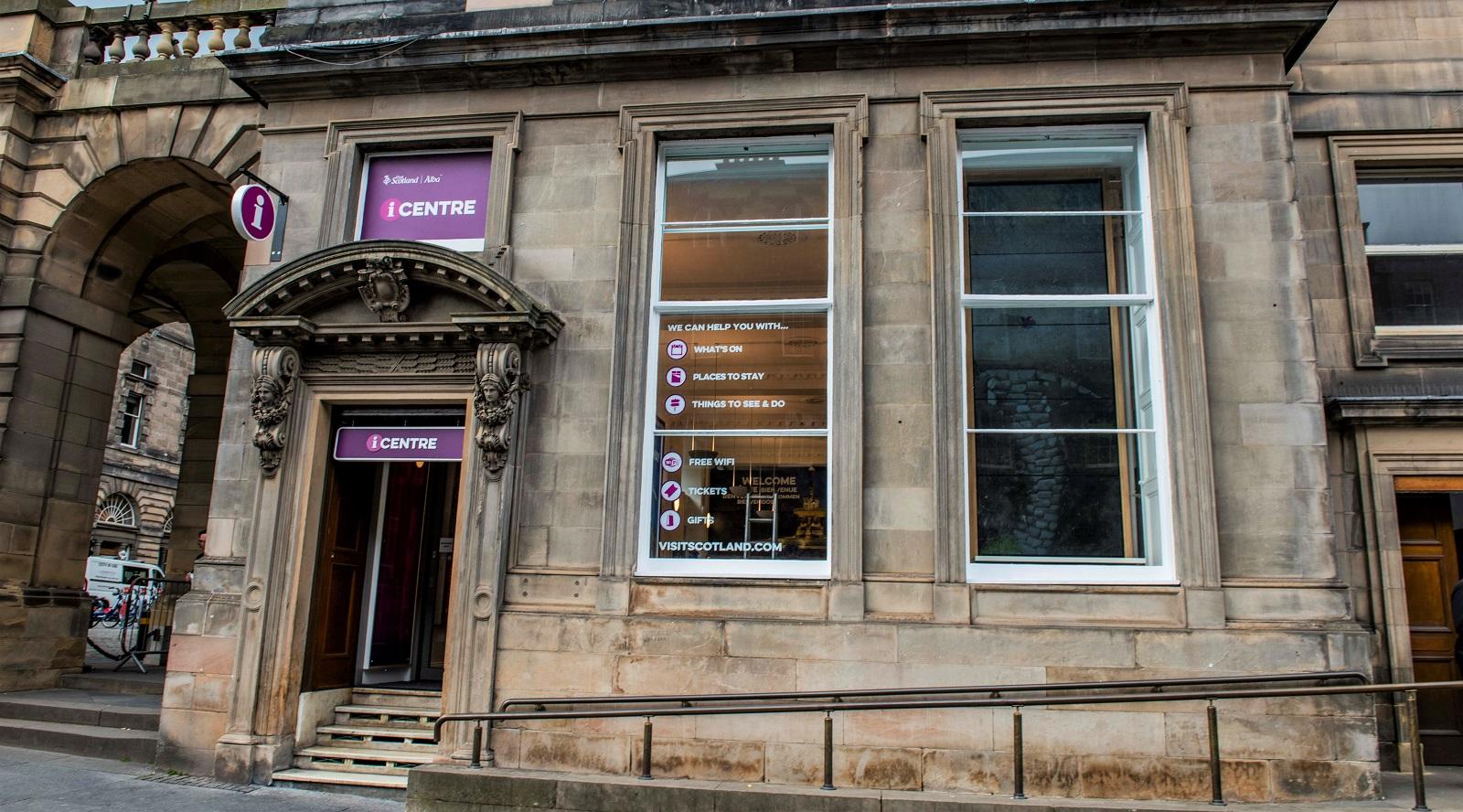 Edinburgh Visitor Information Centre