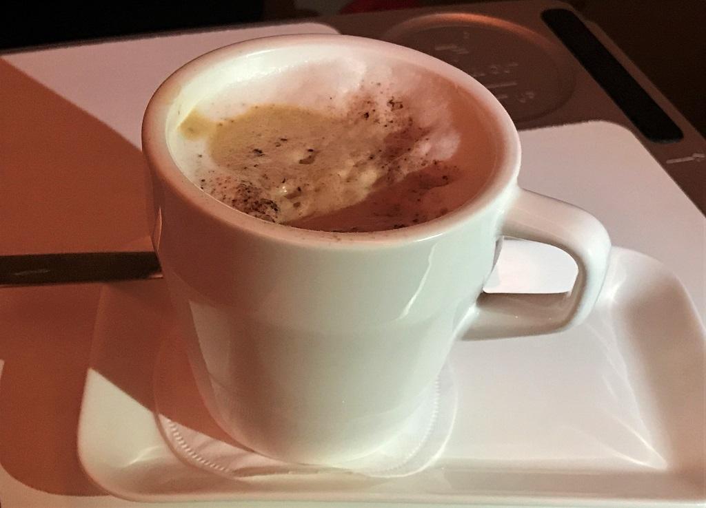 Cappuccino-zum-Fruehstueck