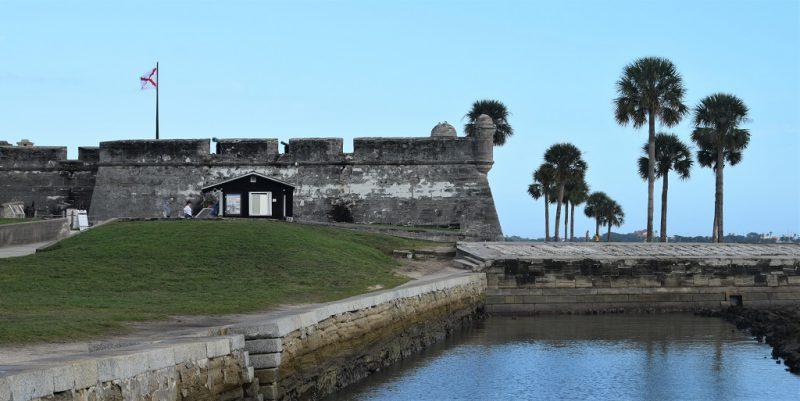 Heute ein Teil des Nationalparksystems: Castillo des San Marcos