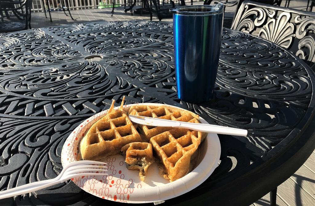 Hampton-Breakfast