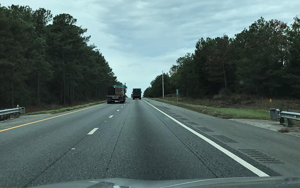Interstate-LKW