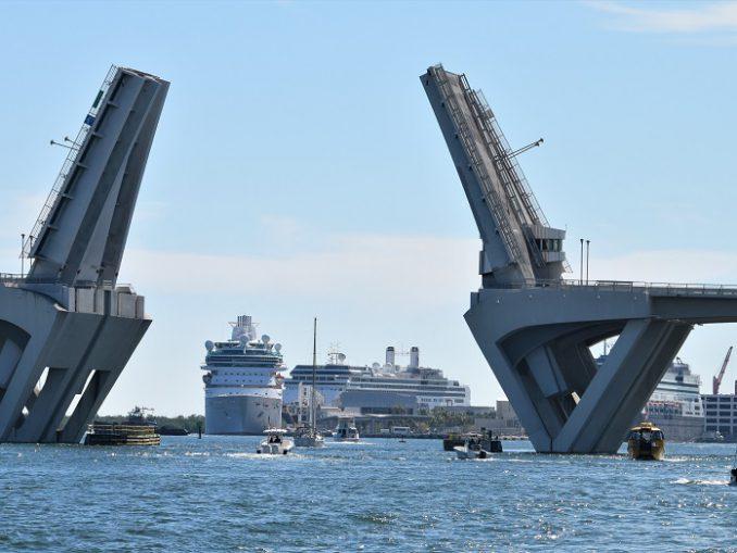 """Port Everglades: In dauerhafter Konkurrenz mit """"Port Miami"""""""