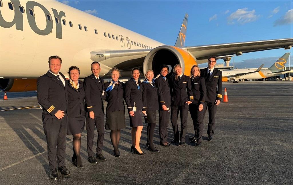Condor Crew in Perth-klein
