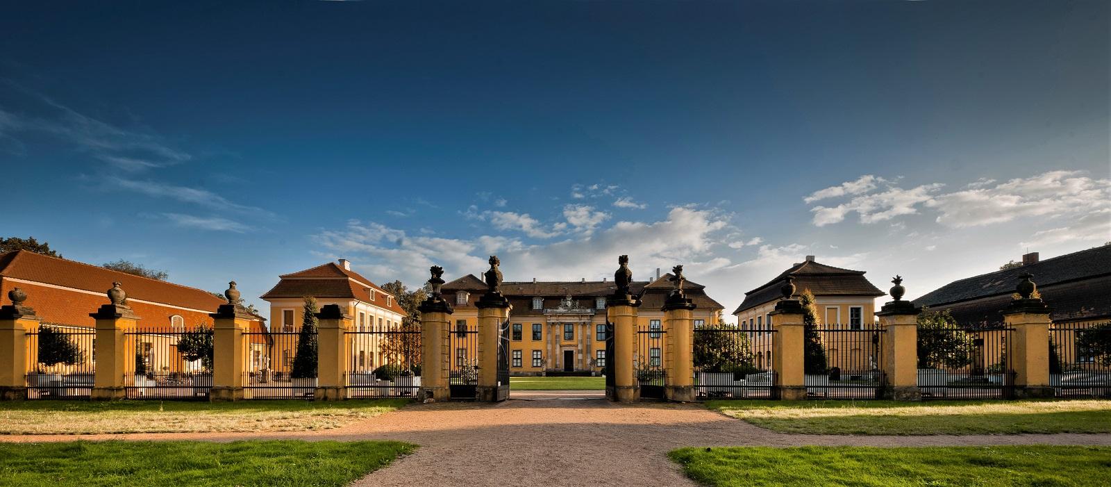 Gartenreich Welterbe – Schloss Mosigkau