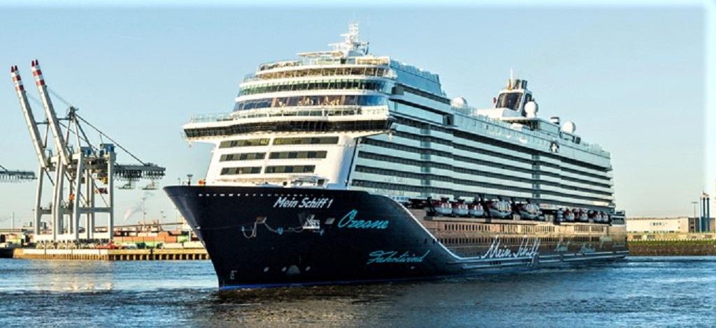 Mein Schiff 1 Hamburg Foto TUI Cruises-V
