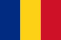 Flagge Rumänien-K