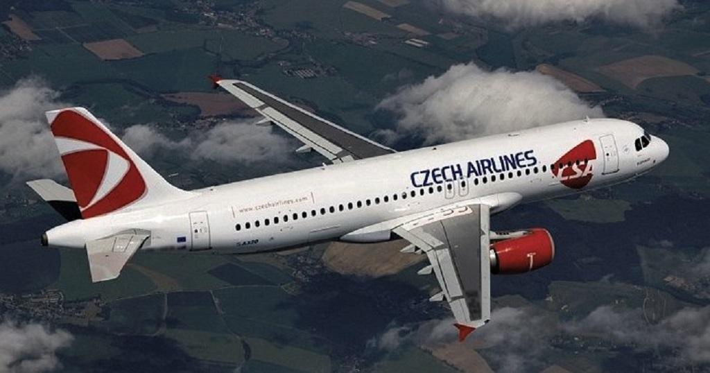 czech airlines-K