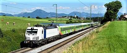 Alpen-Sylt-Express